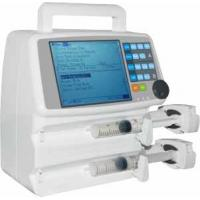 Best Portable Clinic Basic electronic infusion pump Double Channel Patient Injection Treatment wholesale