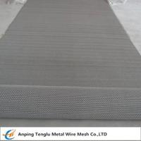 Buy cheap Stainless Steel Decorative Wire Mesh Hole 4~10mm Metal Fabrics for Architecture from wholesalers