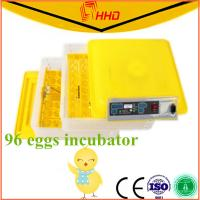 Best EW-96 Best Price Automatic Small 96 eggs incubator For Sale wholesale