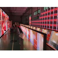China High Brightness Outdoor Advertising Led Display Screen, Football Stadium Perimeter on sale