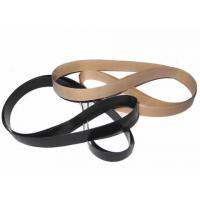Best One Ply Fusing Machine Belt Brown Black Light Weight PTFE Coated wholesale