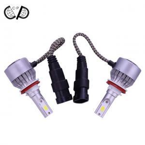 Best High Brightness H11 LED Headlight Conversion Kit Car Pure Beam 50000 Hours Life wholesale