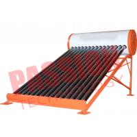 Best 0.5 Bar Thermosyphon Solar Water Heater , Industrial Solar Water Heater 200 Liter wholesale