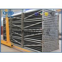 Best Air Cooled Fin Tube Heat Exchanger Flue Gas Cooler For Condensing Boiler wholesale