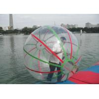Best Easy To Use Inflatable Bubble Ball Human Hamster Sphere High Temperature Sealed wholesale