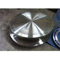China UNS N06625 Weld On Pipe Flange / Forged Shaft Disc Ring Forgings on sale