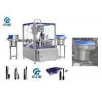 Automatic Mascara Filling Machine AC220V SUS304 With Vibration Table