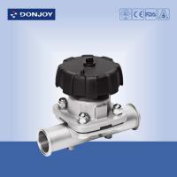 Best Direct - Way Sanitary Diaphragm Valve  with Plastic Hand Wheel wholesale