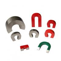 Buy cheap Horseshoe Alnico Magnets for sale from wholesalers