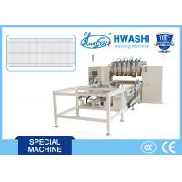 Best 6-15 Guns Multi Head Wire Welding Machinery For Wire Mesh Of Shopping Trolley / Carts wholesale