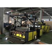 Best Three Layers Plastic Air Bubble Film Making  Machine With LDPE Raw Material Model wholesale