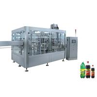 Best Beverage Carbonated Drink Production Line For Bottle Package wholesale