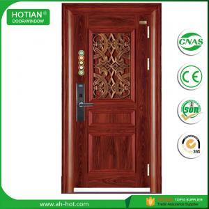 Best Competitive Steel Security Door Popular For Residential Main Entrance Door wholesale