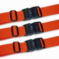 Best 2 x 78-3/4-inch Luggage Strap/Belt, Various Kinds are Available, OEM Order are Welcome wholesale