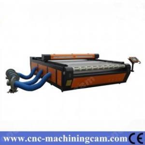 Best ZK-2030-80W Roller-Roller Textile Fabric Laser Cutting Machine wholesale