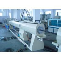 Best Steel Wire Reinforcing PVC Pipe Extrusion Machine in china  for sale wholesale