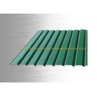 China Weather Proof Zinc Coated Corrugated Metal Roofing Lightweight Roofing Sheets on sale
