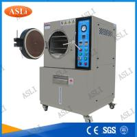 China Pressure Aging Test HAST Chamber , Programmable HAST Pressure Cooker test on sale