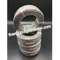 Quality 3 x 19 x 0.18 PT 100 Inner Fiberglass Insulation Outer Sheath Nickel Plated Copper Braided Wire wholesale