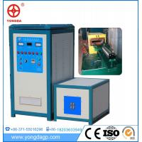 Best Best sale heat treatment New IGBT steel rods induction heating equipment for forging wholesale