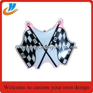 Best PVC LED badge, Metal LED lapel pin enamel pin with fashion design wholesale