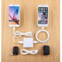 Best COMER anti-theft security devices alarm security poppet for cell phone secure displays with charging cable wholesale