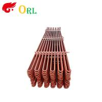 Cheap Separately Fired 150M CFB Boiler Capacity Factor Superheater Tubes , Steam Super for sale
