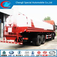 Best 315HP 8X4 fuel truck dongfeng with 32CBM Volume wholesale