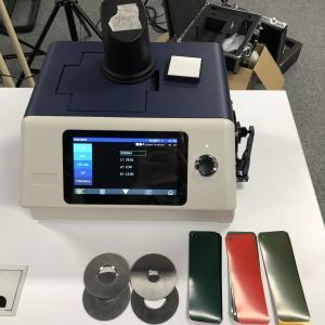 Best Transmittance Colorimeter Hunter Lab Spectrophotometer Haze Meter YS6002 D/8 For LCD Panel wholesale