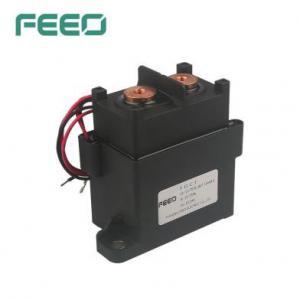 Best DC High Voltage EV Relay 12V to 750V or 900V DC Contact 12Vdc 24Vdc Coil 250A High Voltage DC Contactor wholesale