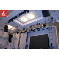 Best Projection Screen Truss Goal Post Aluminum Truss 0.5m - 4m Hanging Reflector Lamp wholesale
