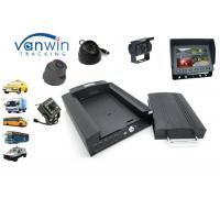 Quality Audio Video Vehicle HD Mobile DVR Recorder IR Camera High End wholesale