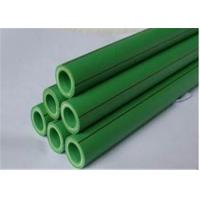 Best PN20 Plumbing Plastic PPR Pipe High Welding Performance For Drinking Water Systems wholesale