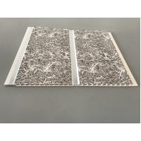 Best Silver Line Interior 10 Inch Decorative PVC Panels For Ceiling Construction wholesale