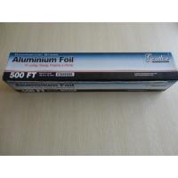 China Household aluminum foil roll for packing on sale