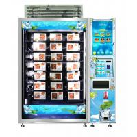 China Country Club , Travel Area Bottled Water Vending Machine Coin Note Operated on sale