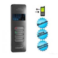 China Wireless Bluetooth Mobile Cellphone Usb Digital Voice Recorder Mp3 on sale