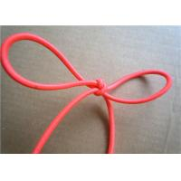 Best Red Wax Cotton Cord , Waxed Linen Cord Spandex Clothing Accessories wholesale