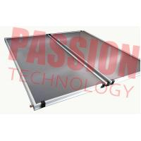 Best High Absorption Flat Plate Solar Collector Anodised Aluminium Alloy Frame wholesale