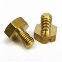 Buy cheap Copper, brass, stainless steel, cooper cnc turning part for Vacuum Plating, Tin from wholesalers