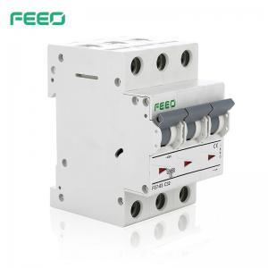 Best IEC60898 Standard 400V 3P IP20 PV Circuit Breaker wholesale