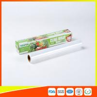 Best Kitchen Food Safe PE Cling Film Stretch For Cooking / Food Keeping Clean wholesale