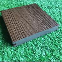 Best Co Extrusion Hollow WPC Deck Flooring Anti Scratch For Outdoor wholesale