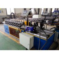 Full Automatical Metal Door Frame Roll Forming Machine 8-16 Working Hours Per Day