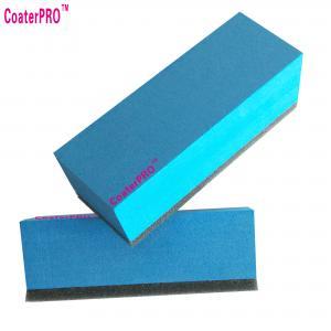 Cheap ceramic glass Coating sponge nano glass coat applicator pad car polishing sponge for sale