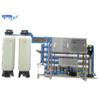 China Boiler feed industrial deionized water system with Reverse Osmosis EDI on sale