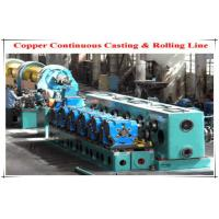 Best Oval Circular Holes Φ250 Cold Rolling Mill , Copper Rod Two Roll Mill wholesale