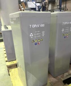 Best OPzV Tubular Lead Acid Battery Solar Gel Batteries 7Volts 490Ah wholesale