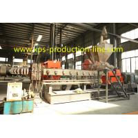 Best High Capacity Automatic XPS Extrusion Machinery 95T/300 for Styrofoam Insulation Board wholesale