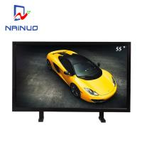 Different Size High Resolution Computer Monitor Super Thin Appearance